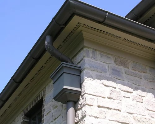 Half Round Gutters Home Design Ideas Pictures Remodel