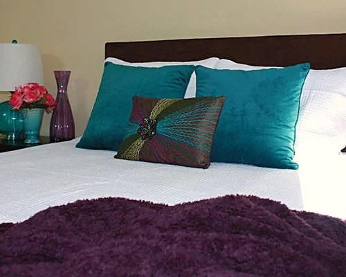 Purple And Teal Houzz