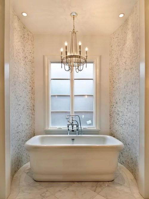 Bathtub Chandelier Houzz