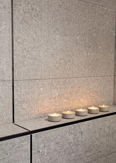 Use Tile Edging Trim For A Design Punch Rubenstein Supply Company