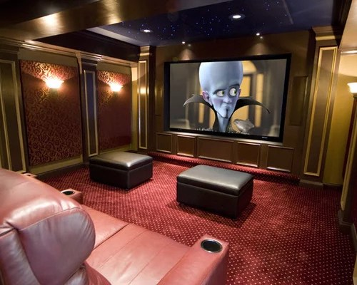 Choosing A Room For Home Theater