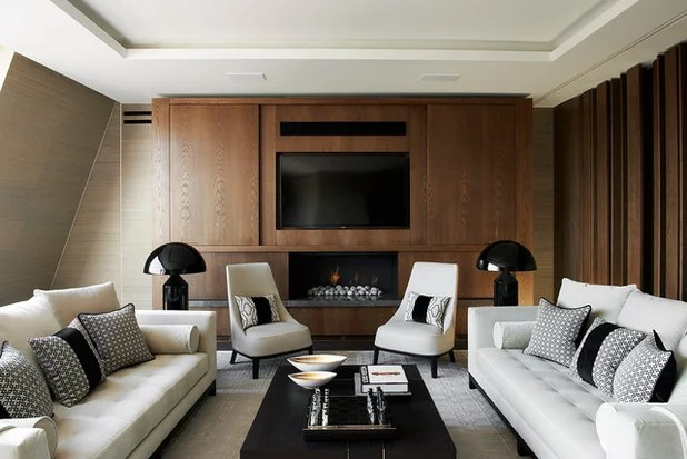 16 Modern Ways To Use Wood Panelling On Your Walls