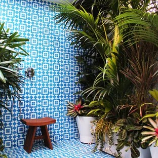 75 Most Popular Tropical Bathroom Design Ideas For 2018