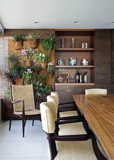 Contemporaneo Sala da Pranzo by Eduarda Correa Arquitetura & Interiores