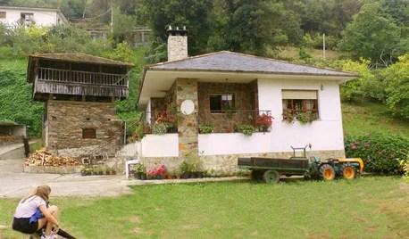 Jardín de la semana: En Asturias, un paraíso para las hortensias