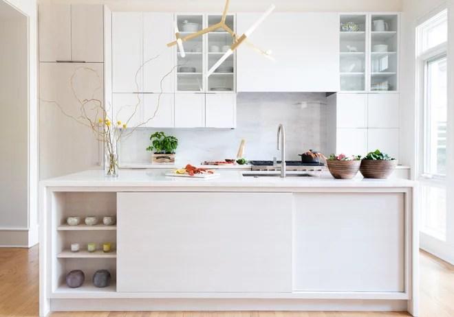 Contemporary Kitchen by Keiana Photography