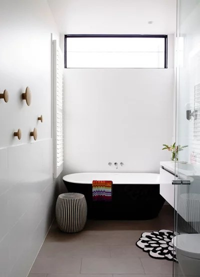 Contemporary Bathroom by Austin Design Associates