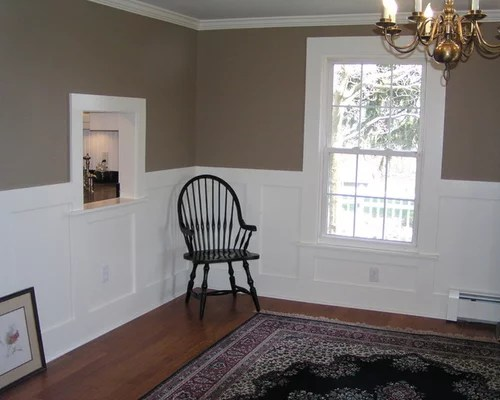 Wainscoting Under Windows Home Design Ideas Pictures Remodel And Decor