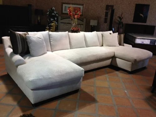 double chaise sectional yay or nay