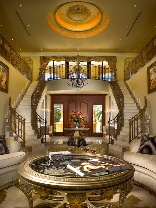 Double Staircase Ideas Pictures Remodel And Decor