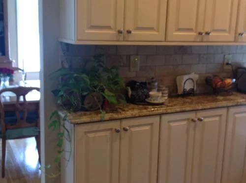 Kitchen Paint Color To Go With Bisque Cabinets