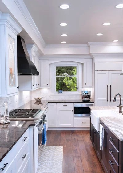 Contemporary Kitchen by R.D. Henry & Company