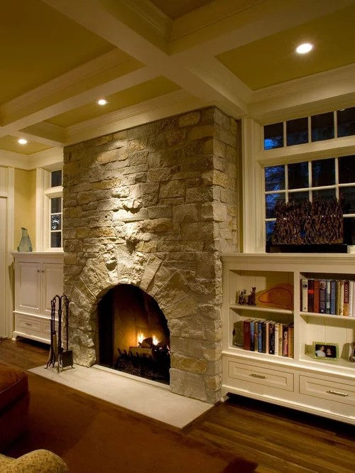 Arched Fireplace Ideas Pictures Remodel And Decor