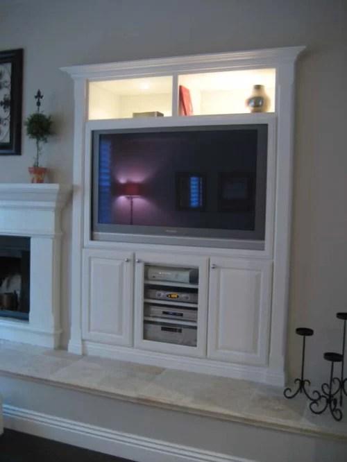 Media Niche Home Design Ideas Pictures Remodel And Decor