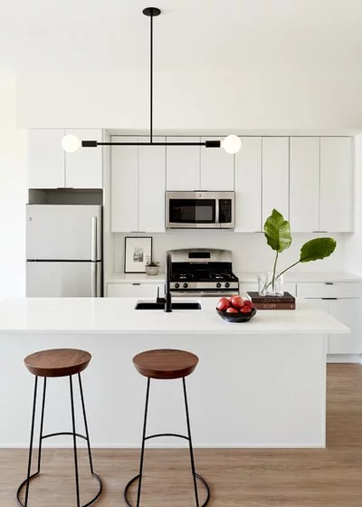 Contemporary Kitchen by Kaminski + Pew