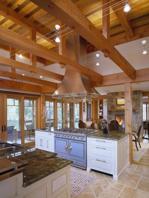 Open Beam Home Design Ideas Pictures Remodel And Decor