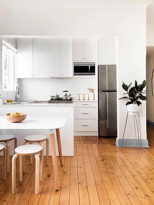 Small Kitchen Design U Shaped