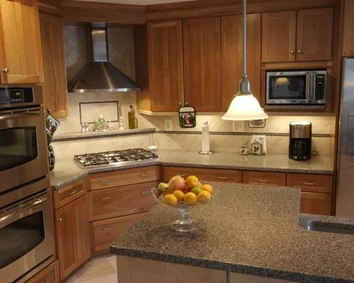 Corner Cooktop Home Design Ideas Pictures Remodel And Decor