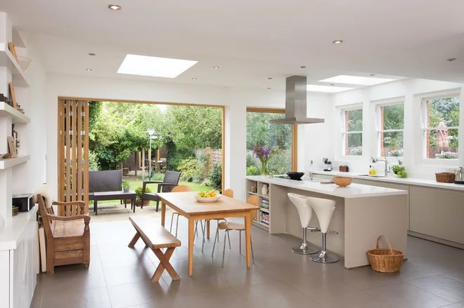 Contemporary Kitchen by Architect Your Home