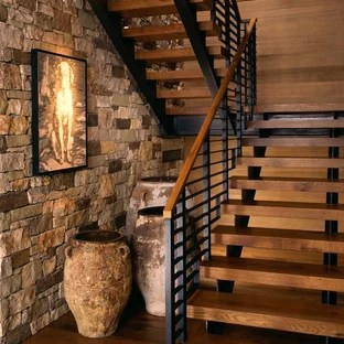 75 Most Popular Rustic Staircase Design Ideas For 2019