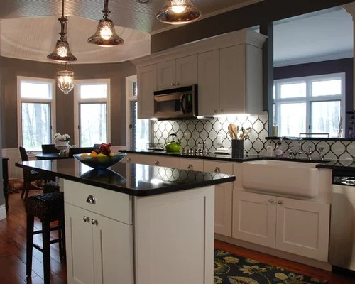 Quatrefoil Kitchen Decor