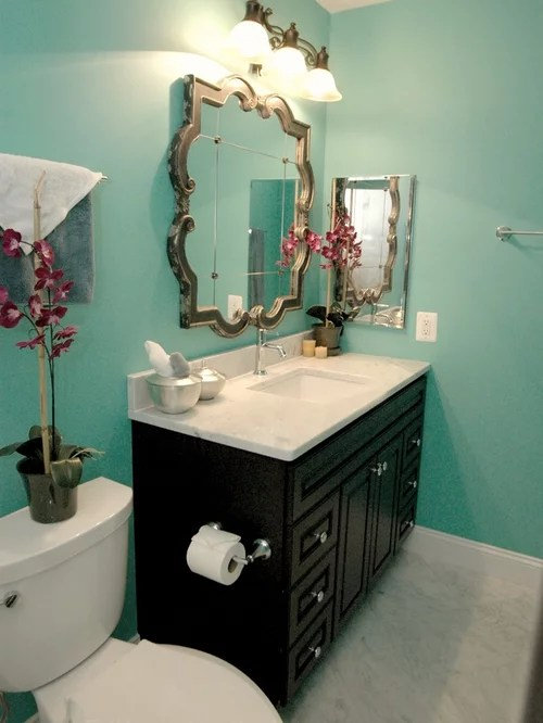 Turquoise Bathroom Home Design Ideas Pictures Remodel