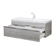 soapstone trough sink bathroom vanities