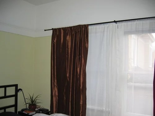 what color drapes would you hang