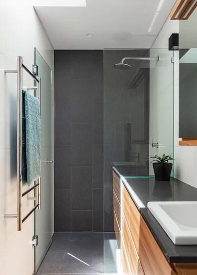 Contemporary Bathroom by anderson architecture