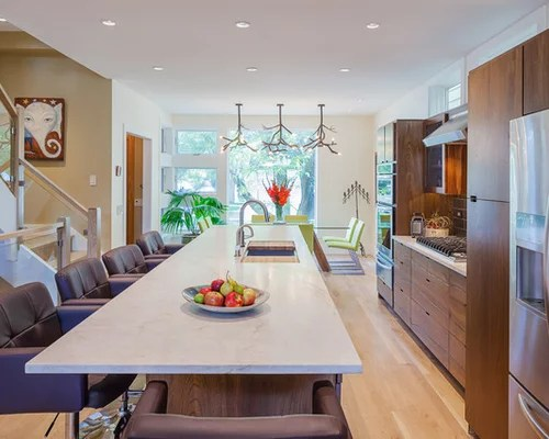 Narrow Kitchen Layout Ideas Pictures Remodel And Decor