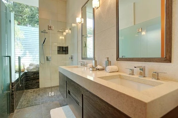 Master Bathroom Choices: One Sink Or Two?