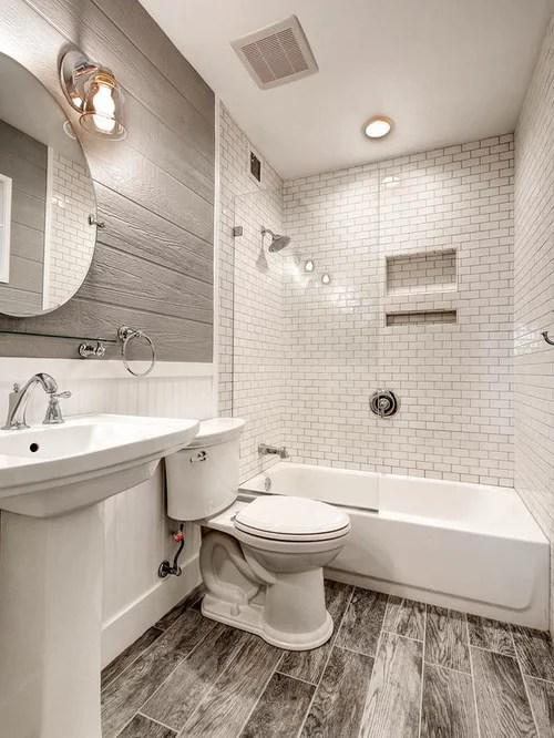 Small Modern Bathroom Design Ideas, Renovations & Photos