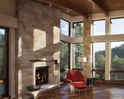 Modern Fireplace Mantel Home Design Ideas Pictures