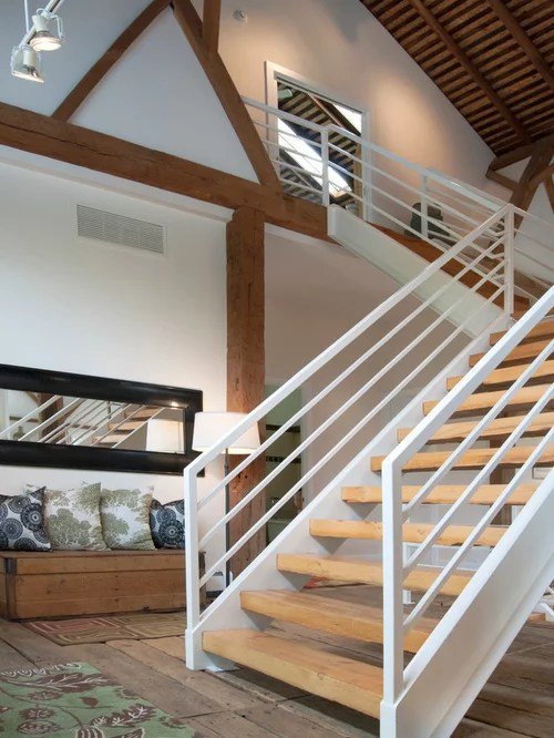 Hardwood Stairs Design Ideas Amp Remodel Pictures Houzz