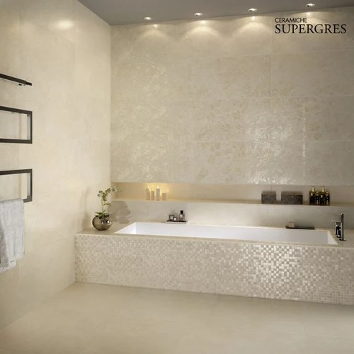 Marble Effect Bathroom Tiles Marazzi