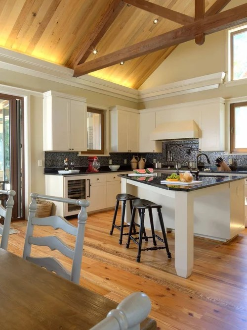 Open L Shaped Kitchen Designs