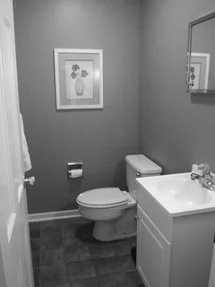 what color to paint walls w dark gray