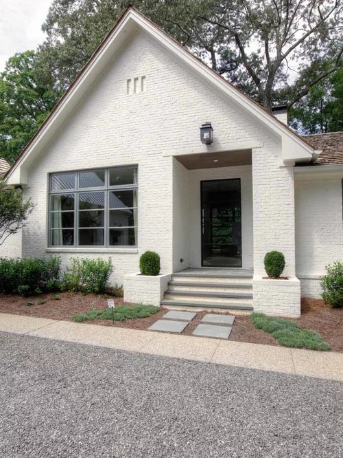 Painted Brick Steps Design Ideas Amp Remodel Pictures Houzz