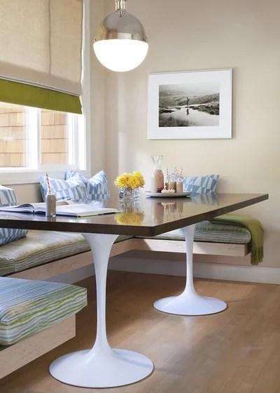 Contemporary Dining Room by Jute Interior Design