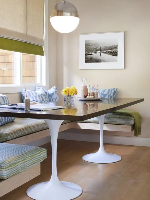 Living Bench Seating Room Built