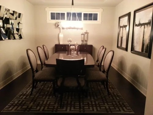 Formal Dining Room Redesign