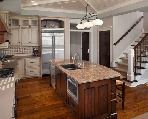 Island Sink And Dishwasher Home Design Ideas Pictures