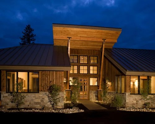 Entry Roof Houzz
