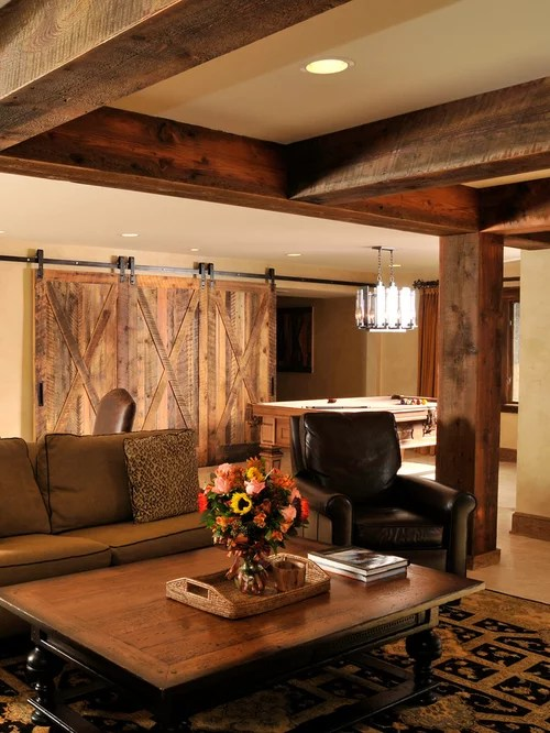 Rough Sawn Lumber Design Ideas Amp Remodel Pictures Houzz