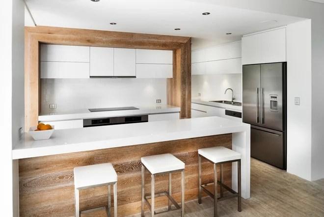 Contemporary Kitchen by Liz Prater Design Home