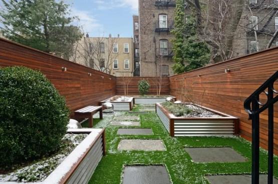 Современный Сад by Hudson Place Realty