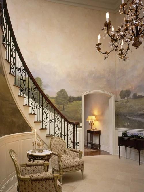 Stair Mural Houzz