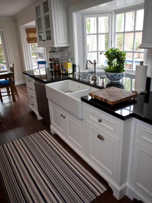 Bay Windows Kitchen Sink Houzz