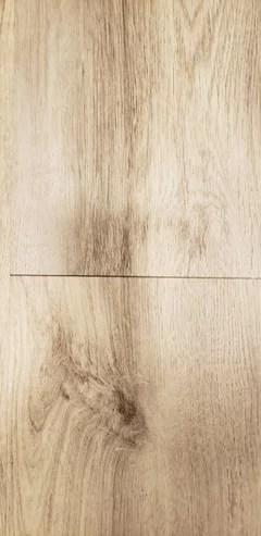 gap in vinyl plank flooring
