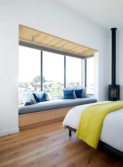 Contemporary Bedroom by Turnbull Griffin Haesloop